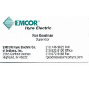 EMCOR Hyre Electric