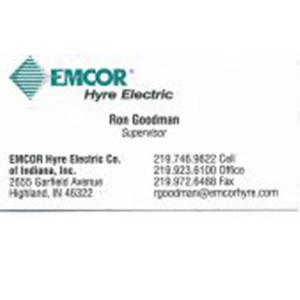 EMCOR Hyre Electric