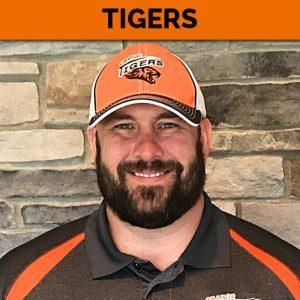 Coach Derek Van Tichelt